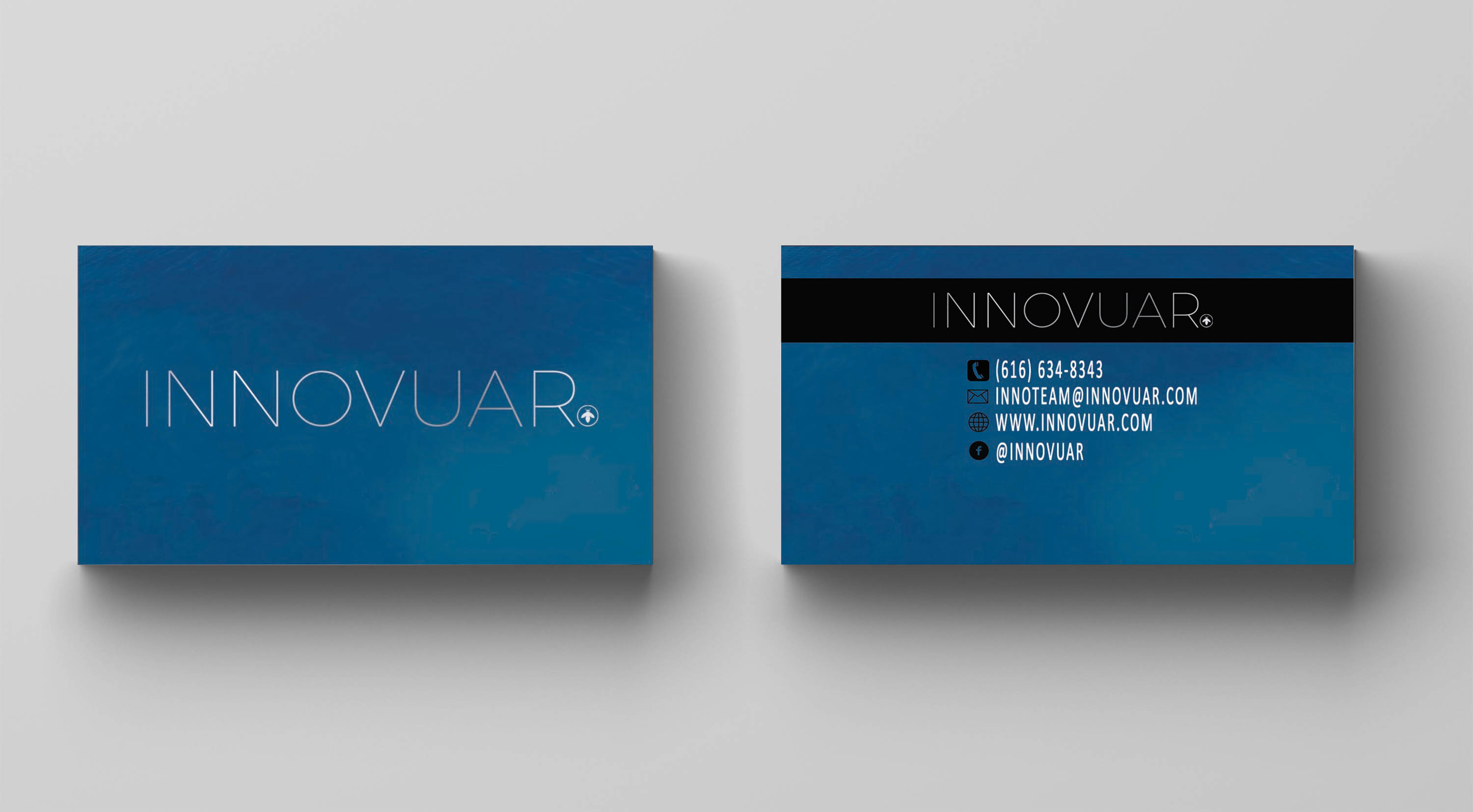 Innovuar Business Card